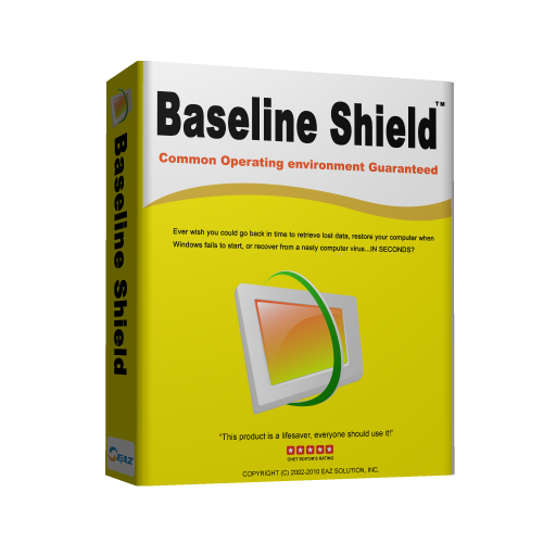 Baselineshield - Protect computer from unwanted changes
