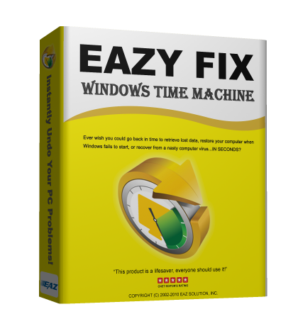 Eazyfixbox - Windows time machine